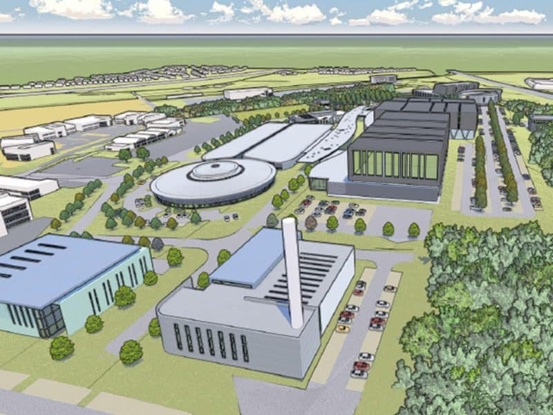 Advanced manufacturing and research campus | AMRC2, Sheffield