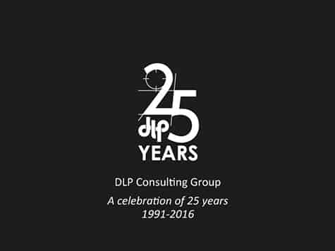 DLP Consulting Group 25th Anniversary Booklet