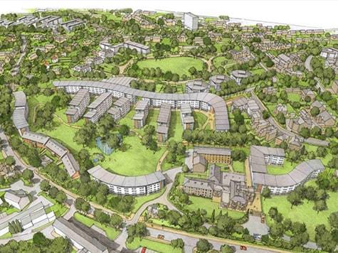 Student village | Endcliffe