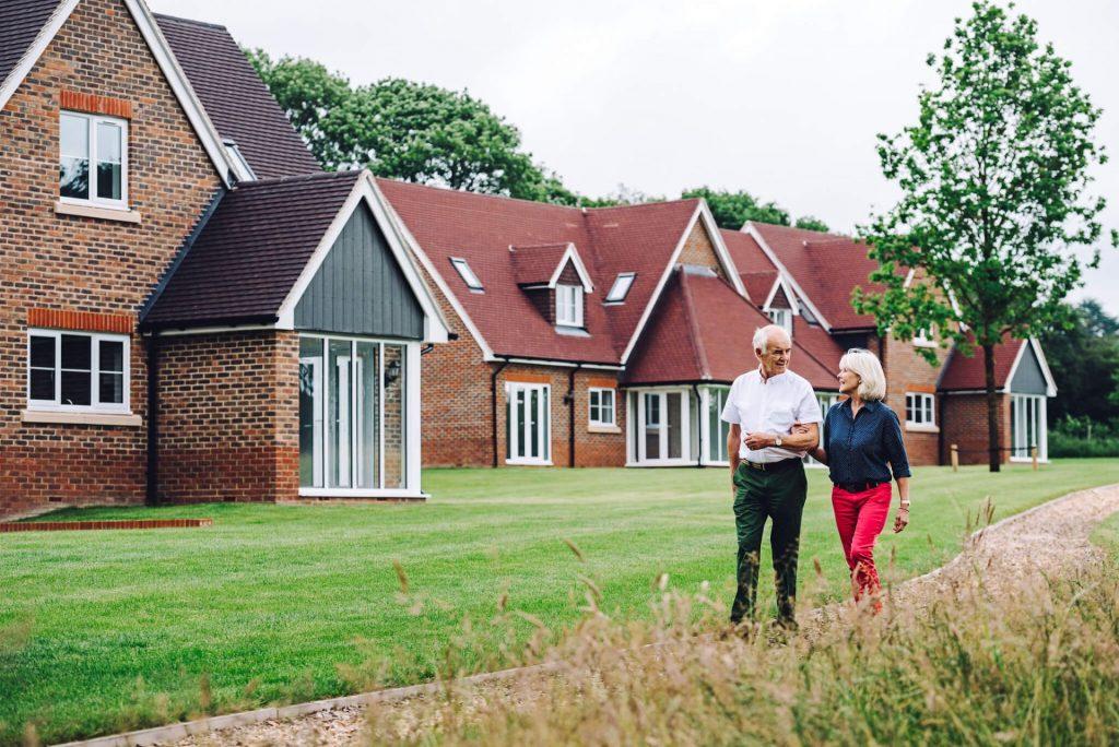 Caddington Retirement Village, Bedfordshire1