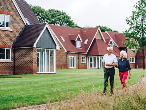 Caddington Retirement Village, Bedfordshire