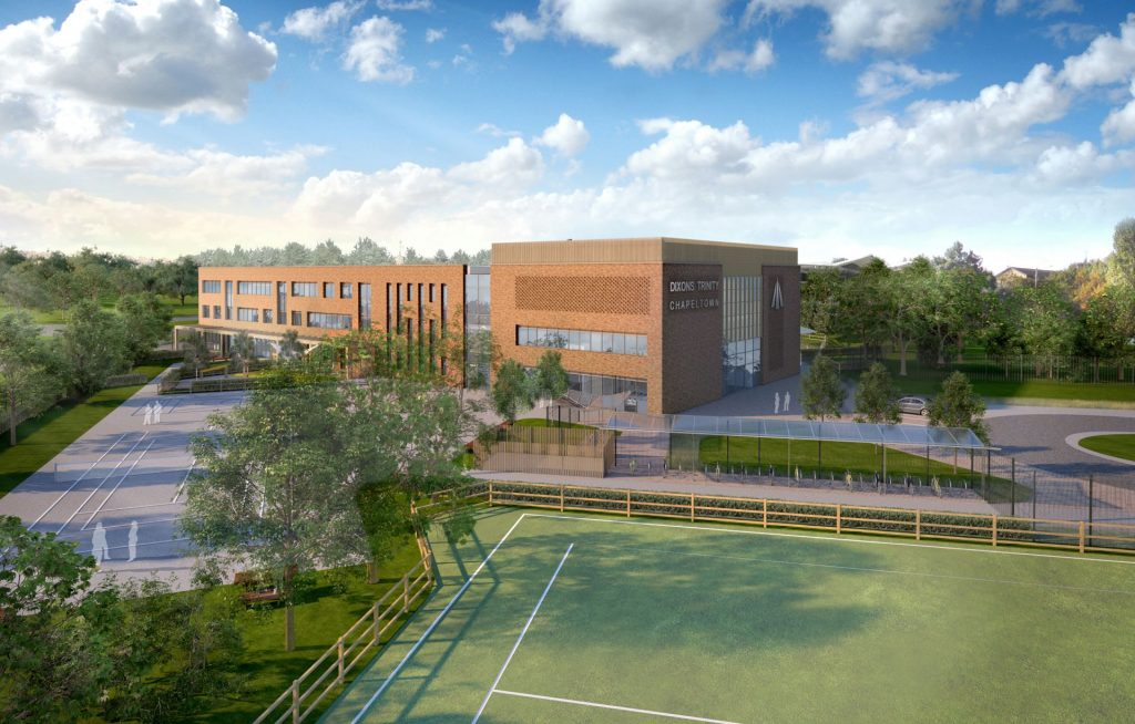 Planning Permission Secured for Academy School in Leeds