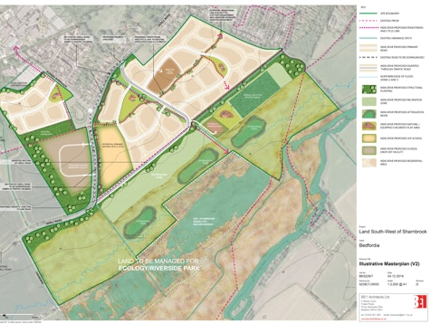 Great Barford – Sharnbrook – Strategic Rural Development