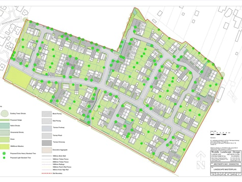 Residential Development at Dinnington, Rotherham – Taylor Wimpey