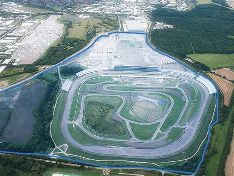 Rockingham Motor Speedway, Corby